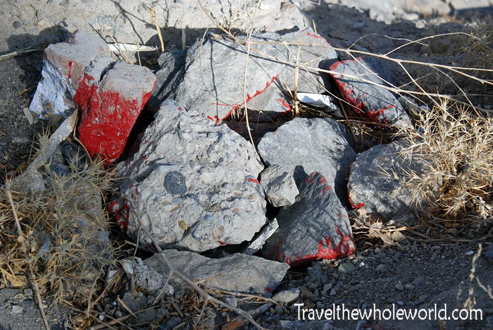 Afghanistan Red Rocks