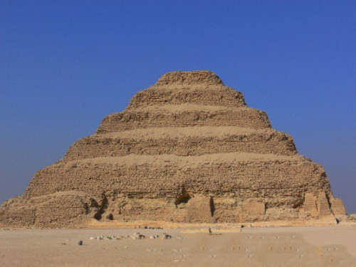 Egypt Step Pyramid