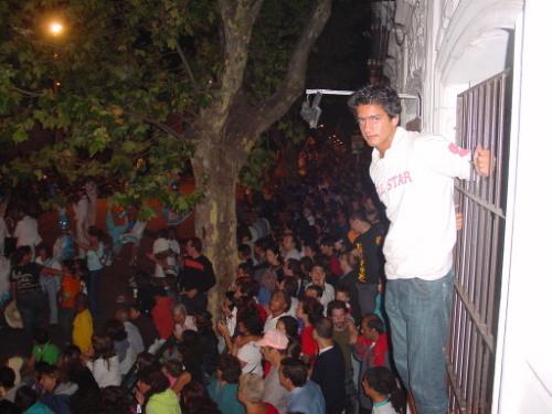 Uruguay Montevideo Carnival