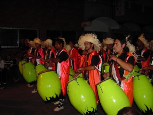 Uruguay Carnival