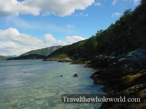 Argentina Tierra Del Fuego Coast