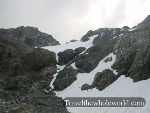 Argentina Ushuaia Glaciers