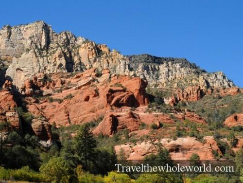Arizona-Slide-Rock-Mountain