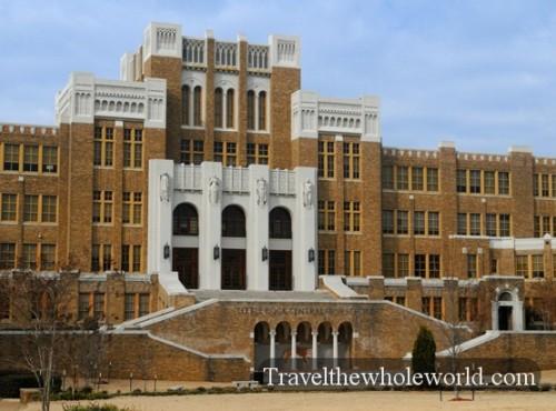 Arkansas-Little-Rock-Central-High-School