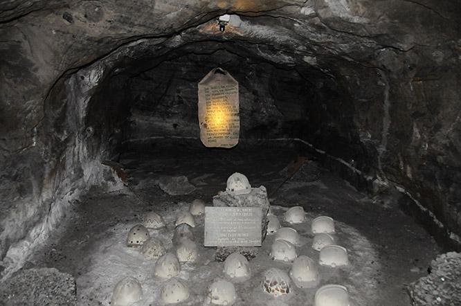 Colombia Zipaquira Miner's Memorial