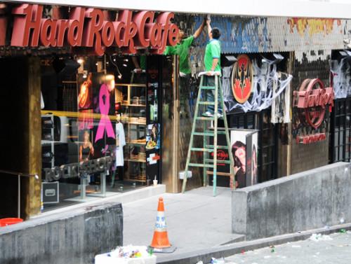 Hong Kong Hard Rock Cafe