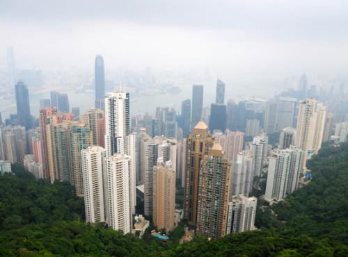 Hong Kong View