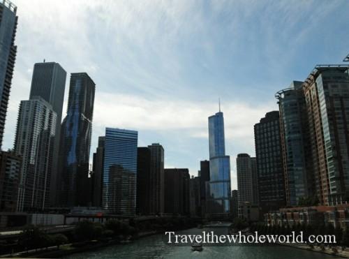 Illinois-Chicago-River