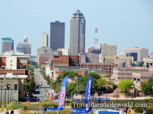 Iowa-Des-Moines-Downtown