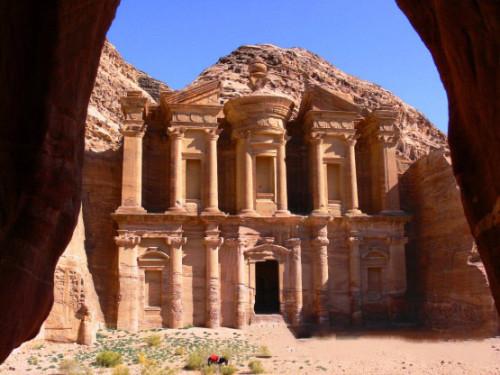 Jordan Petra Chapel