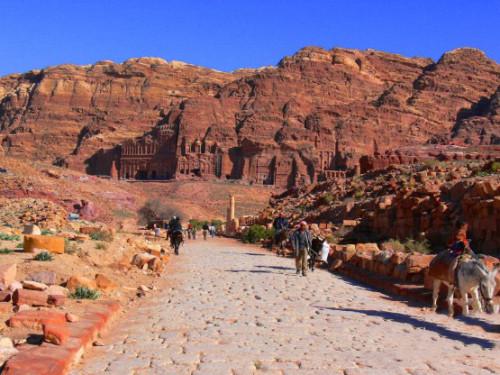 Jordan Petra Road