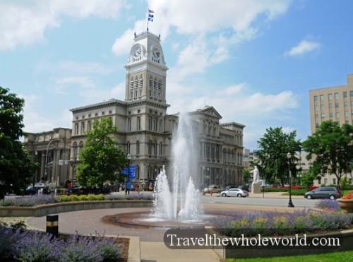 Kentucky-Louisville-City-Hall