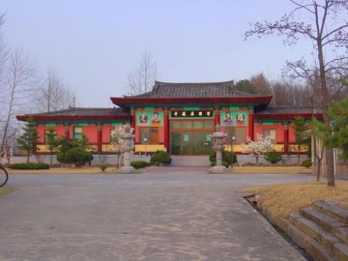 Korea Buddha Building