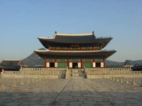 Korea Gyong Palace