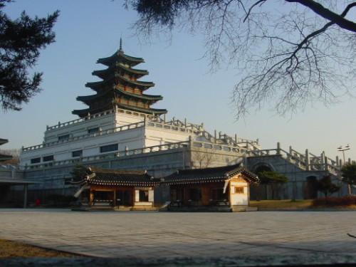 Korea Gyong Palace Temple