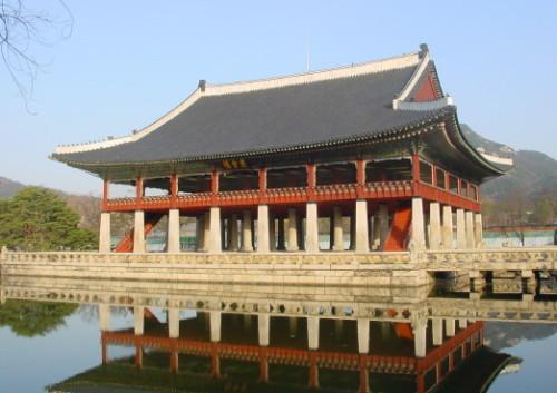 Korea Gyong Palace6