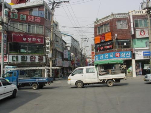 Korea Osan