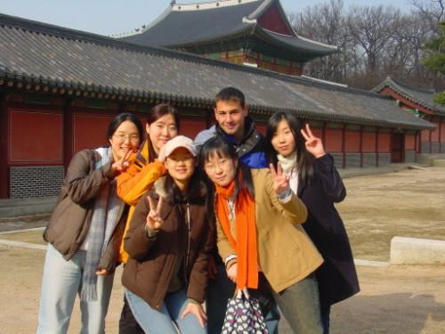 Me Korea School Field Trip2
