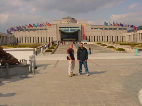 Me Korea War Museum