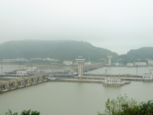North-Korea-Nampo-West-Sea-Barrage