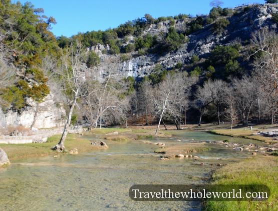 Turner falls river