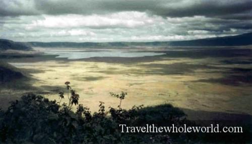 Tanzania Ngorongoro  Crater