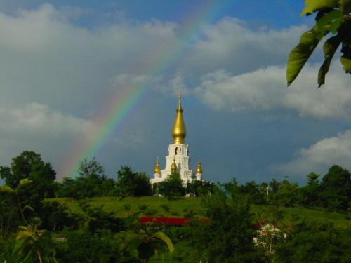Thailand Rainbow Temple