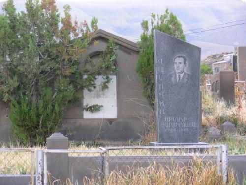 Armenia Grave