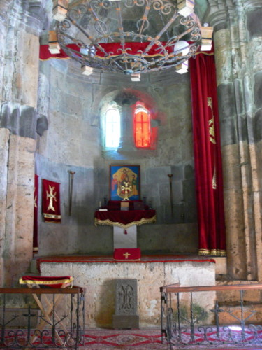 Armenia Haghartsin Inside