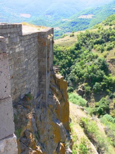 Armenia Tatev Cliff
