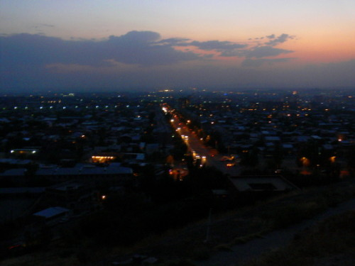 Armenia  Yerevan Night