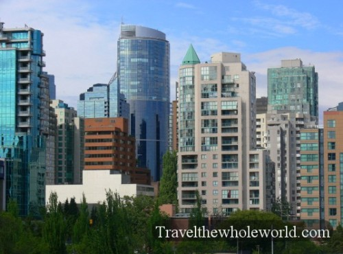 Canada Vancouver Downtown