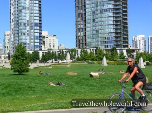 Canada Vancouver City Park