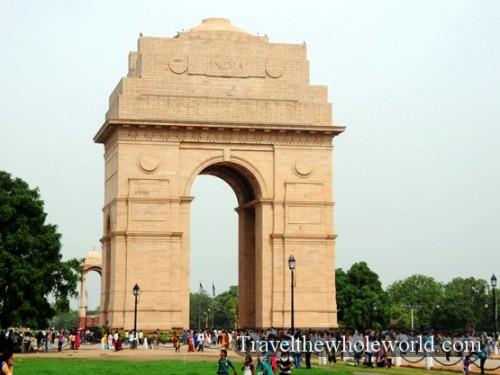 India-New-Delhi-Gate