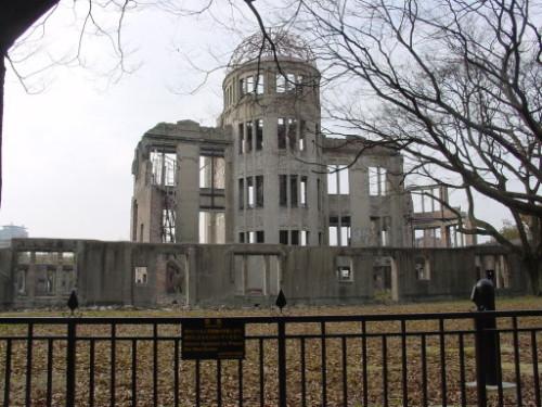 Japan Hiroshima Dome