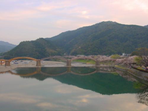 Japan Kintai Bridge