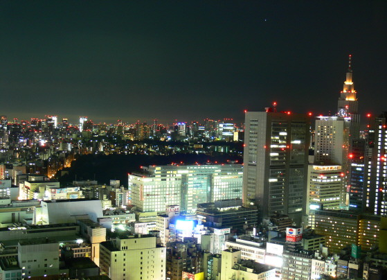 Japan Tokyo Night