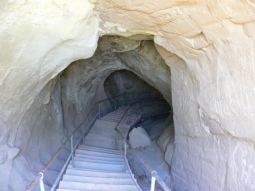 Georgia - Uplistsikhe Cave