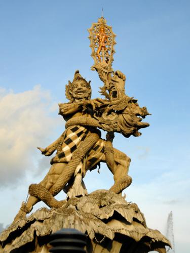 Indonesia Bali Statue