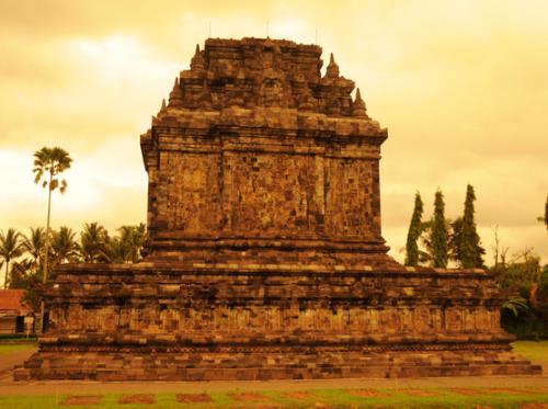 Indonesia-Yogjakarta-Temple