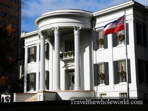 Mississippi-Jackson-Building-Historical