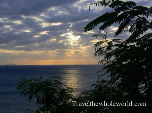 Puerto Rico Aguadilla Sunset