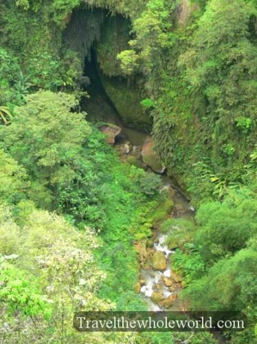 Puerto Rico Sinkhole