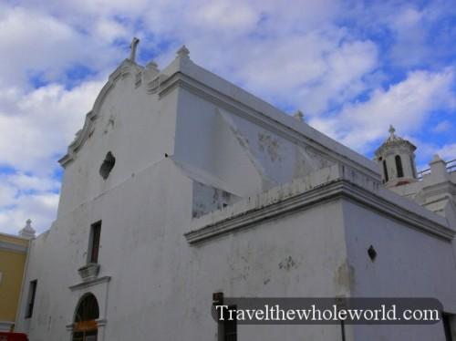 Puerto Rico San Jose Church