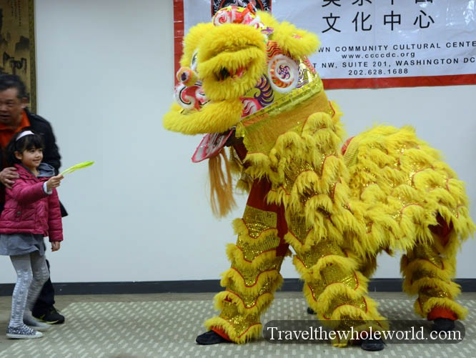 really liked the colorful traditional Chinese clothing that many ...