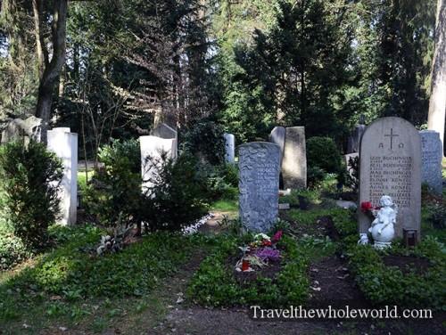 Waldfriedhof Cemetery