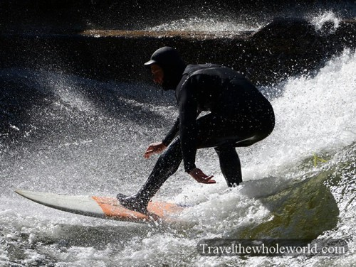Germany Surfing