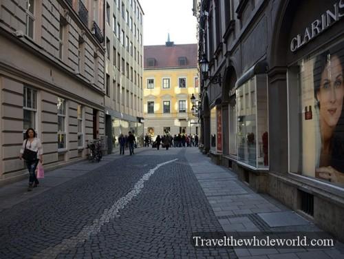 Munich Dodger's Alley