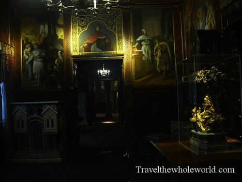 Germany Neuschwanstein Castle Interior