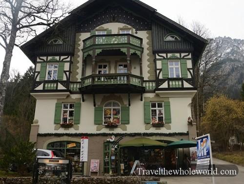 Germany Neuschwanstein Shop
